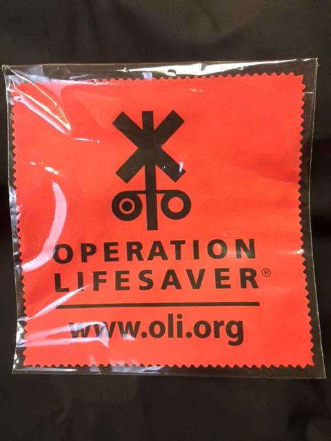 OLI Microfiber Cloth