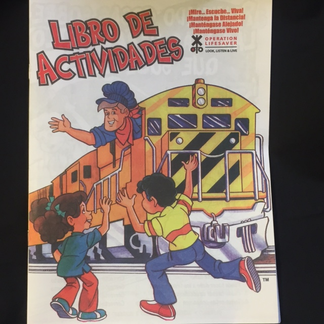 Spanish Activity and Coloring Book