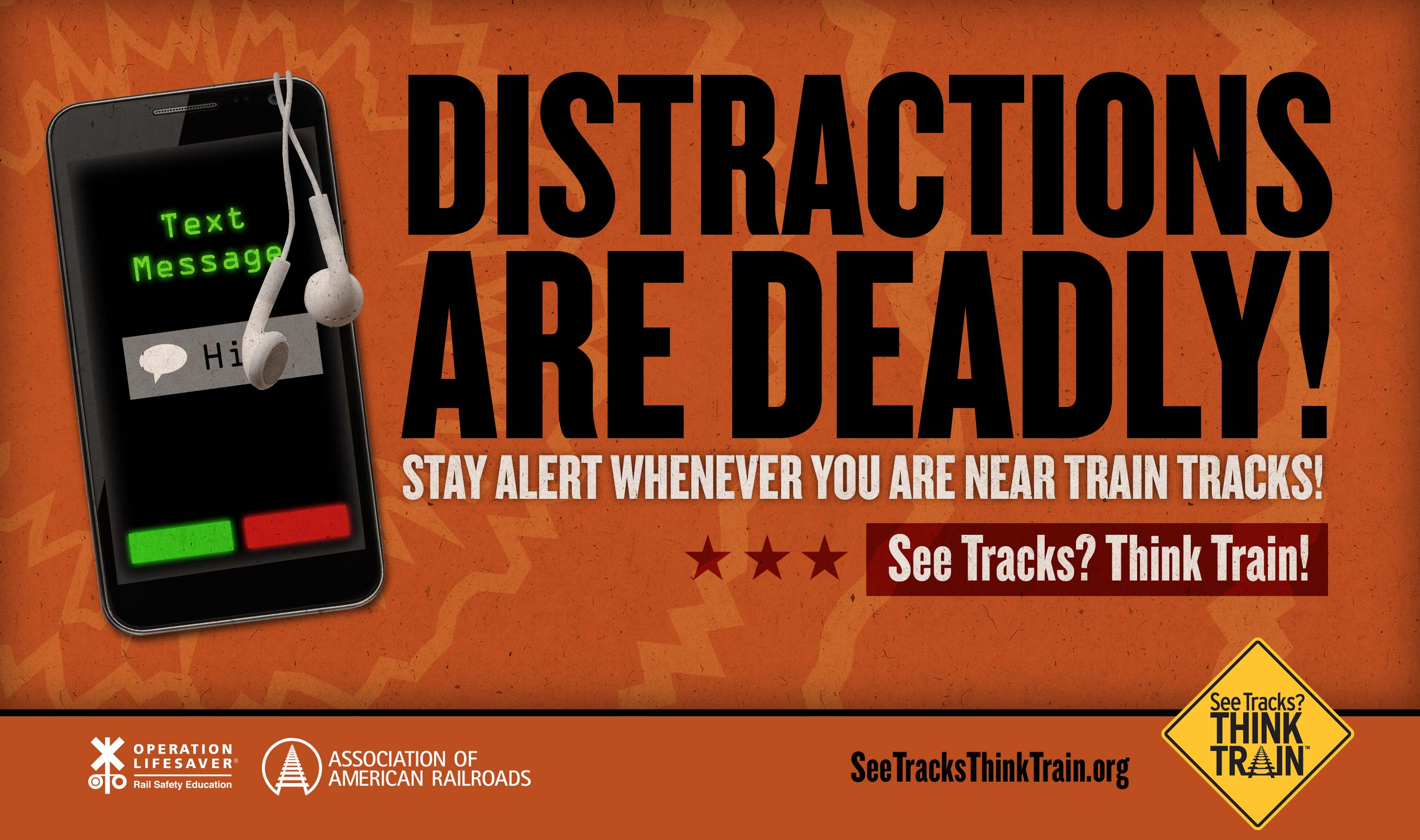 Poster - Distractions