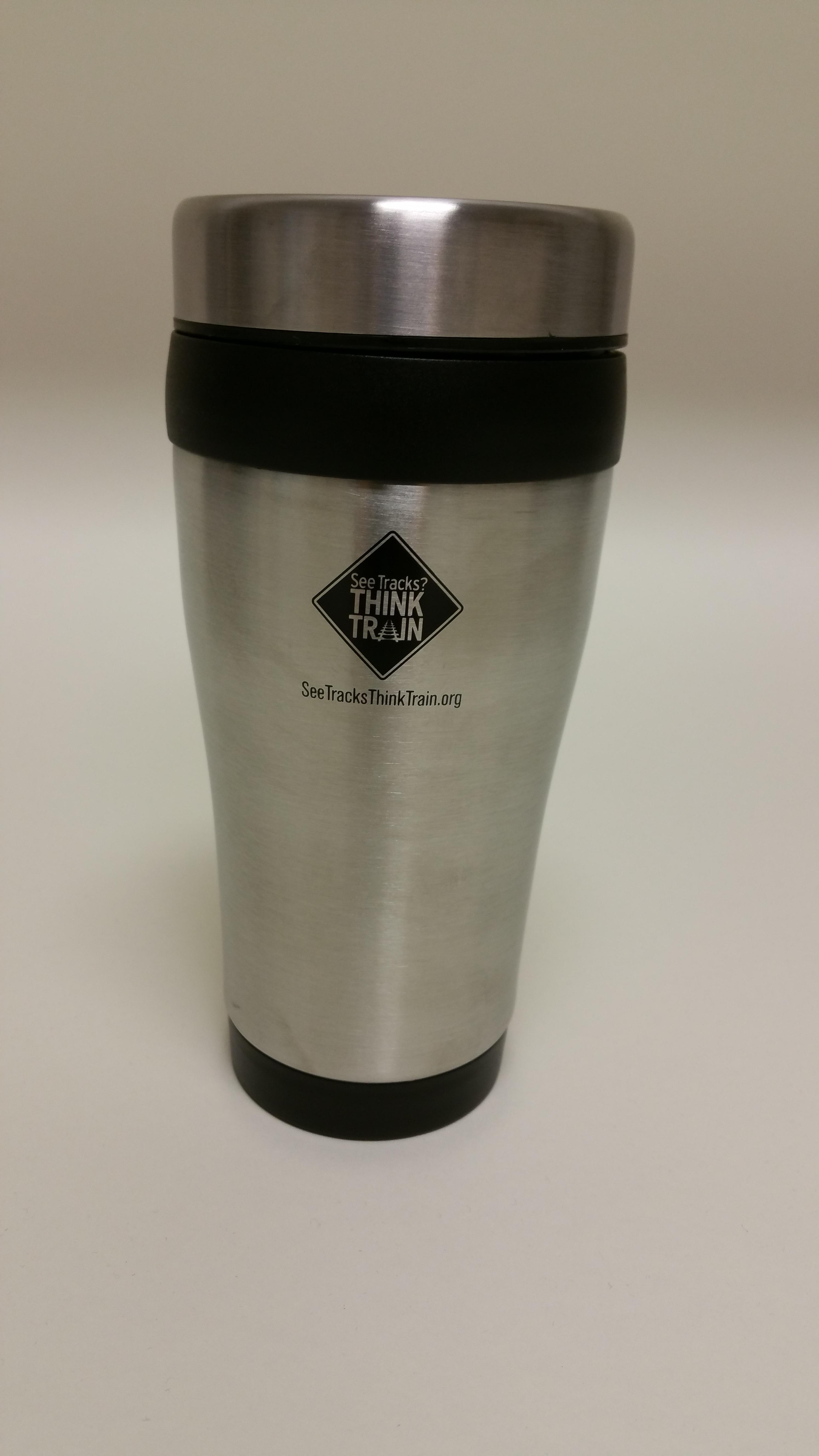 STTT Travel Mug - Stainless