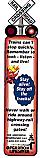 Bookmark Sly Fox & Birdie (English)