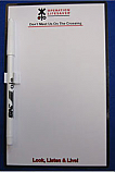 Dry Erase Magnetic Note Pad