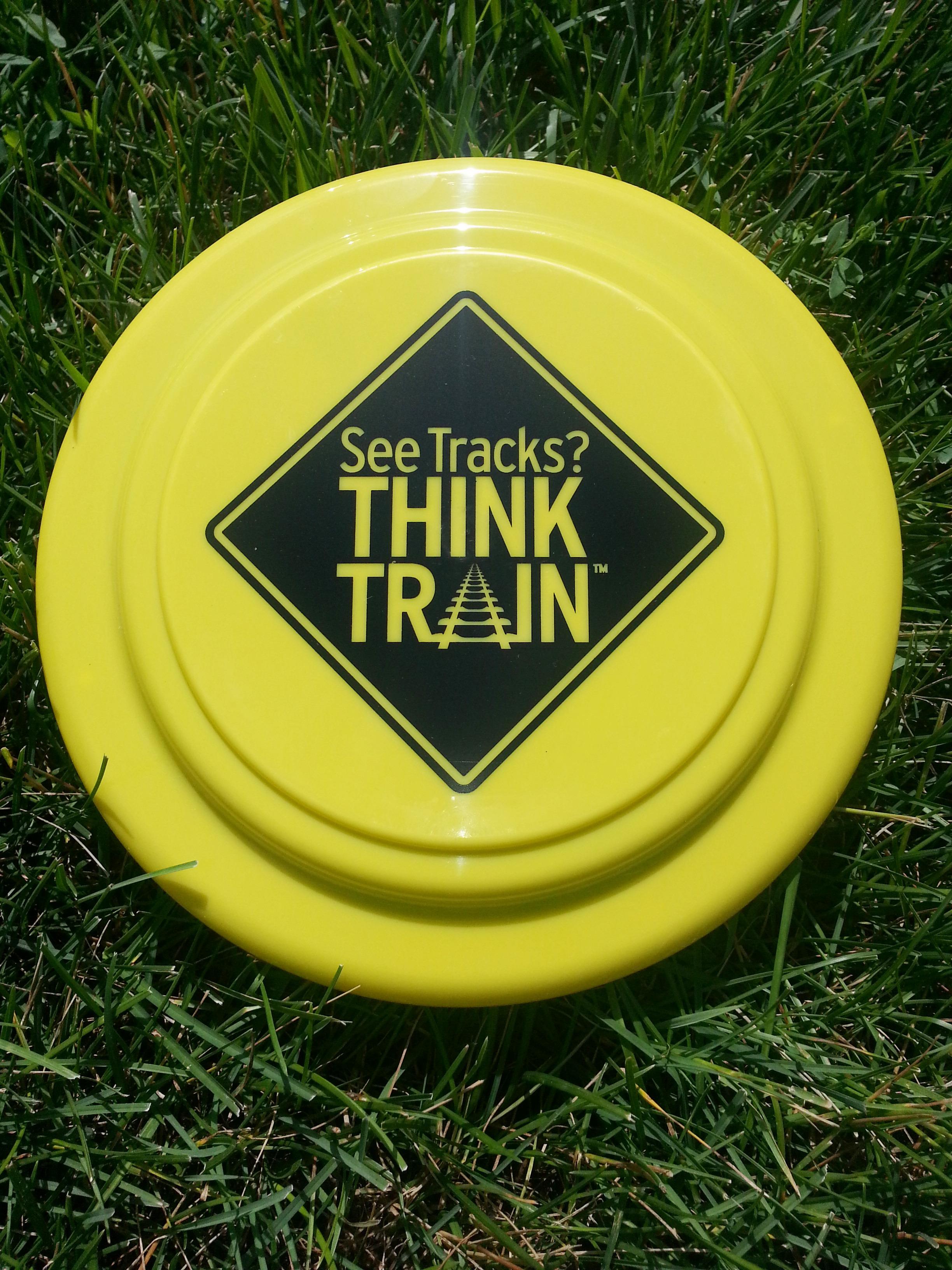 STTT Frisbee