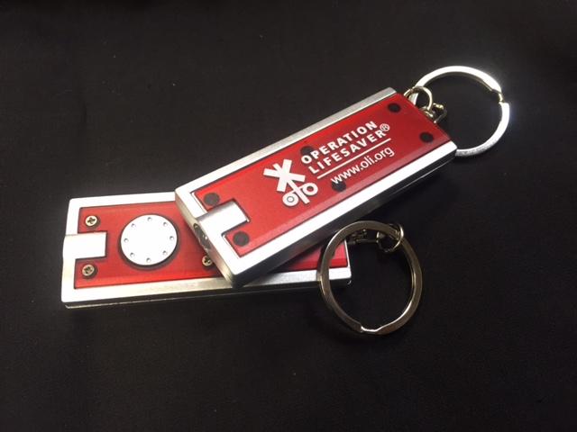 OLI Keychain Flashlight
