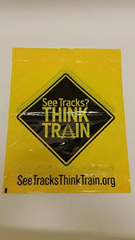 STTT Drawstring Plastic Bag