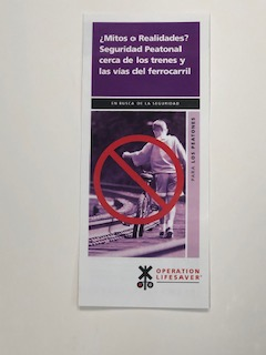 Myth or Realities for Pedestrians Spanish