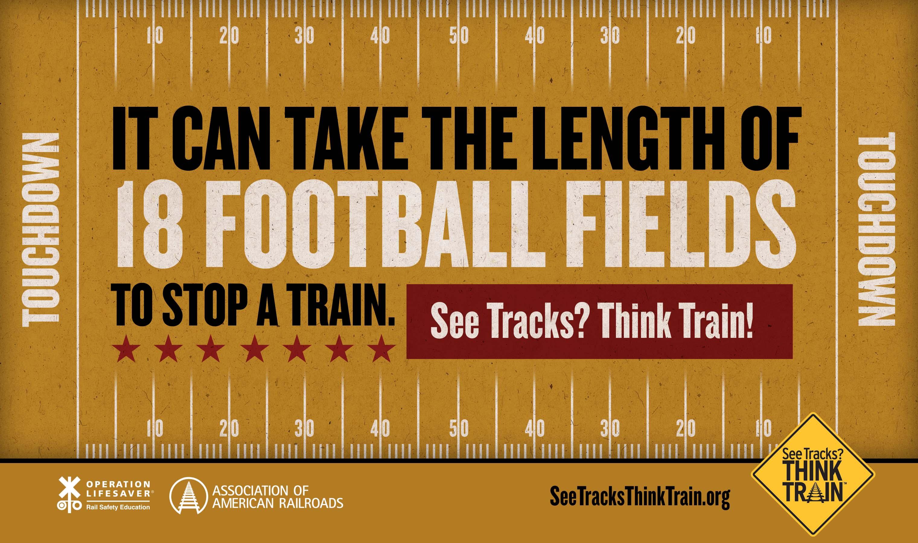 Poster - Football Field