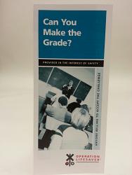 Can you Make the Grade?
