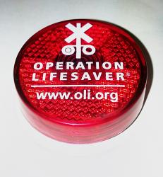 OLI Flashing Light with Clip