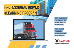 Professional Drivers Take a Test Drive: eLearning Postcard