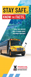 School Bus Drivers: Stay Safe. Know the Facts.