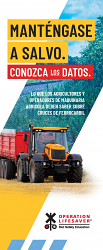 Farmers & Farm Machine Op: Know the Facts. Spanish