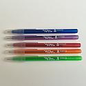 Pen, ballpoint - Crossbuck logo