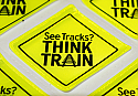 STTT Reflective Sticker
